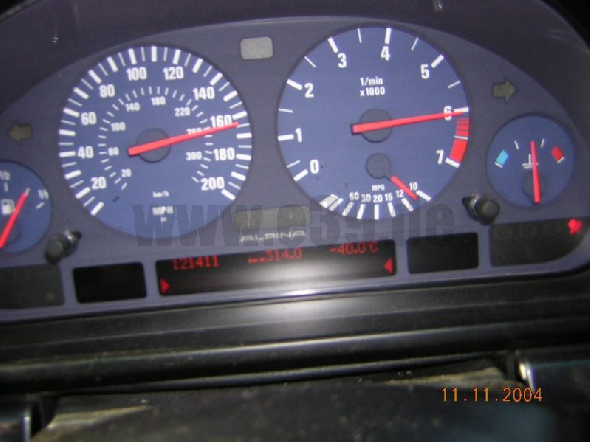 540 6 speed (mod. 320, BMW